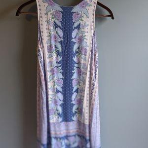 Charming Charlie Floral Dress